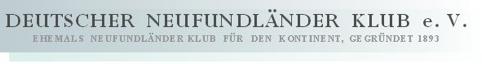 Deutscher Neufundländer Klub e.V.